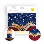 Wonder Woman Classic Corset Pattern Neck Gaiter
