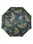 The Legend of Zelda Green LED Umbrella with Flashlight Handle
