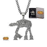 Star Wars AT-AT Pendant w/22