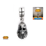 Star Wars 3D Chewbacca Face Dangle Charm