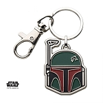 Star Wars Boba Fett Helmet Key Ring