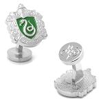 Harry Potter House Crest Cufflinks - Slytherin