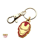 Iron Man Helmet Key Ring