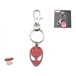 Spiderman Mask Key Ring