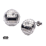 Star Wars Death Star Stud Earrings
