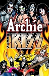 Archie Meets Kiss Hard Cover Trade Paperback