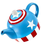 Captain America I Am Captain America Ceramic Teapot