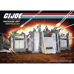 G.I. Joe Package Art Portfolio Set
