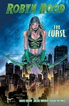 Robyn Hood - The Curse Trade Paperback