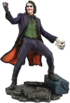 "DC Gallery The Dark Knight The Joker 9"" PVC Statue"