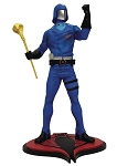 G.I. Joe Cobra Commander 1/8 Scale Collectible Statue