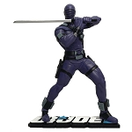 G.I. Joe Snake Eyes 1/8 Scale Collectible Statue