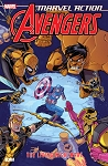 Marvel Action Avengers Trade Paperback Volume 4 - Living Nightmare