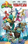 Power Rangers & Teenage Mutant Ninja Turtles Trade Paperback