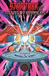 Star Trek vs Transformers Trade Paperback