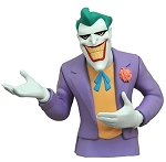 Batman The Animated Series Joker Bust Vinyl Bank