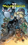 Batman/ Teenage Mutant Ninja Turtles II Trade Paperback Hard Cover