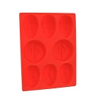 Deadpool Silicone Ice Cube Tray