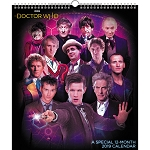 Doctor Who Special Edition Wall Calendar - 2019