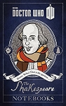 Doctor Who Shakespeare Notebooks Hardcover