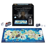 Game of Thrones Westeros City Mini 4D Puzzle