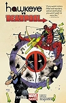 Hawkeye vs. Deadpool Trade PaperbacK