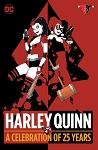 Harley Quinn A Celebration of 25 Years Hard Cover