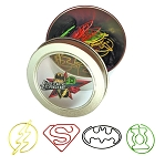 Justice League 40pc Paper Clip Set - Previews Exclusive