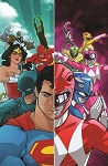 Justice League/ Power Rangers Trade Paperback