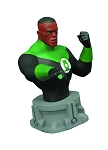 Justice League Animated Series Green Lantern Resin Bust