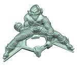 Green Goblin Bottle Opener
