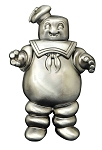Ghostbusters Happy Stay Puft Marshmallow Man Bottle Opener