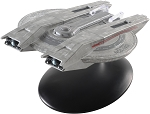 Star Trek Discovery Starships - #11 USS Shran NCC-1413 with Collector Magazine