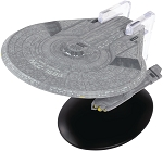 Star Trek Discovery Starships - #15 USS Edison NCC-1683 with Collector Magazine