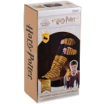 Harry Potter Knitting Kit - Hufflepuff House Slouch Socks & Mittens