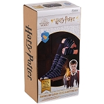 Harry Potter Knitting Kit - Ravenclaw House Slouch Socks & Mittens