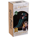 Harry Potter Knitting Kit - Slytherin House Slouch Socks & Mittens