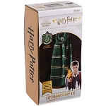 Harry Potter Knitting Kit - Slytherin House Scarf