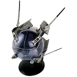 Star Trek Discovery Starships - #23 Landing Pod with Collector Magazine