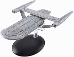 Star Trek Discovery Starships - #20 USS Hiawatha NCC-815 with Collector Magazine