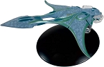 Star Trek Starships - #65 Xindi-Aquatic Cruiser with Collector Magazine