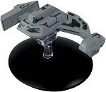 Star Trek Starships - #73 Renegade Borg Vessel with Collector Magazine