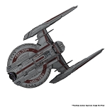 Star Trek Discovery Starships - #1 USS Shenzhou NCC-1227 with Collector Magazine