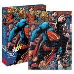 Superman 1,000 Piece Puzzle