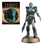The Hobbit Figure #6 - Bolg the Orc with Magazine