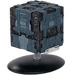 Star Trek Starships - #58 Borg Tactical Cube with Collector Magazine