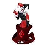 Harley Quinn Resin Bust Paperweight