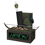 Arrow TV Series Pen & Paper Clip Holder