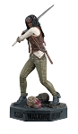 The Walking Dead Figure #3 - Michonne with Magazine