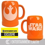 Star Wars Rebel Symbol 20oz. Ceramic Stein - EE Exclusive